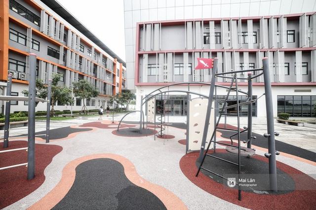 Có gì đặc biệt ở trường Quốc tế Singapore, ngôi trường sang xịn với học phí vài trăm triệu/năm? - Ảnh 2.
