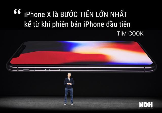 """Tim Cook: Tỏa sáng bằng tài năng chứ không phải """"cái bóng"""" của Steve Jobs - Ảnh 2."""