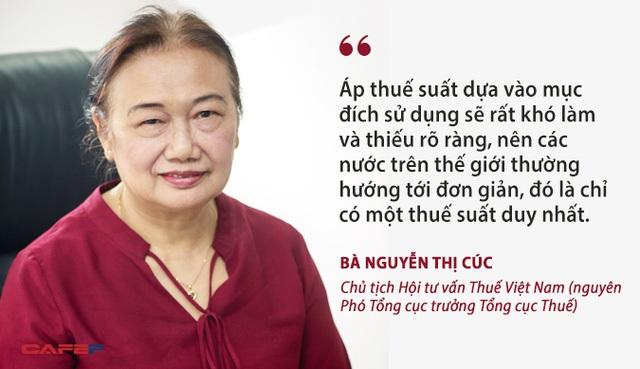 Chủ tịch Hội Tư vấn thuế Việt Nam: Yêu cầu chính sách thuế đơn giản thì chắc chắn sẽ không có bình đẳng - Ảnh 2.