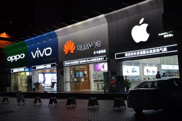 Apple và sự trỗi dậy của người Trung Quốc - Ảnh 1.