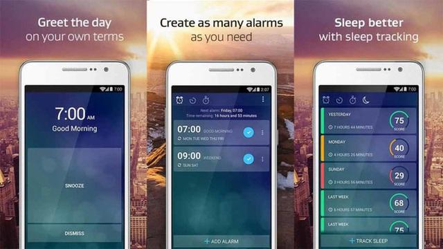 10 ứng dụng báo thức tuyệt vời nhất trên Android, dành cho những ai không thể dậy đúng giờ - Ảnh 2.