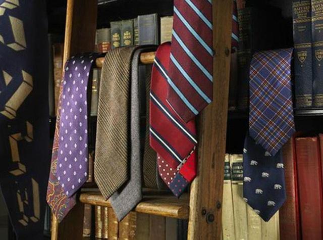 8 thương hiệu cà vạt tốt nhất thế giới, bất kỳ quý ông nào cũng muốn sở hữu - Ảnh 2.