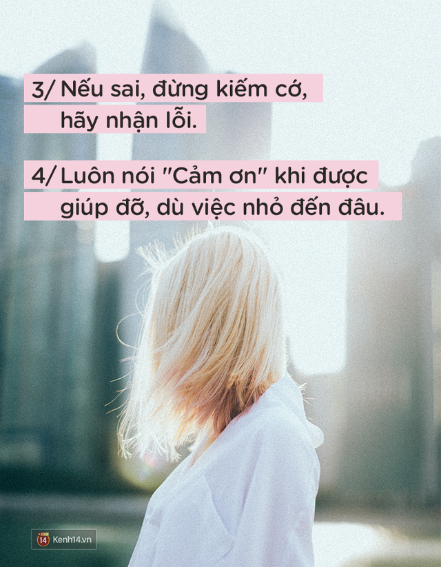 Để được người khác yêu quý và tôn trọng không khó, nếu bạn luôn nhớ 24 quy tắc ứng xử cơ bản này - Ảnh 2.