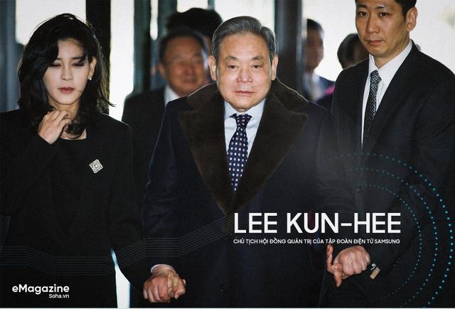 Le Boo Jin: Giàu có, bi kịch, ngai vàng và nữ chúa của Samsung - Ảnh 4.