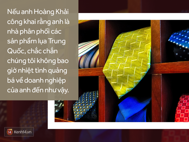 """Người Việt ở nước ngoài nói về """"lụa Tàu"""" Khaisilk: Niềm tin và sự tự hào về một thương hiệu lụa do người Việt làm ra đã sụp đổ sau một đêm - Ảnh 2."""
