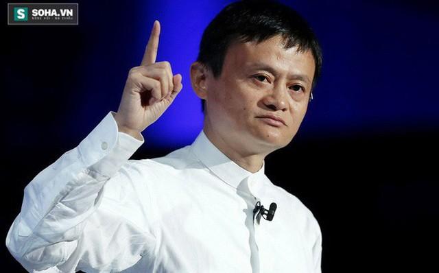 Tỷ phú Jack Ma.(nguồn ảnh: internet).