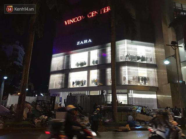 HOT: Tận mắt ngắm trọn 3 tầng của store Zara Hà Nội, to và sáng nhất phố Bà Triệu - Ảnh 1.