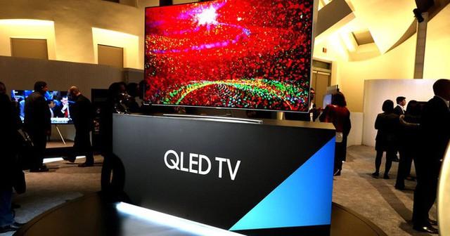 """Dòng TV QLED của Samsung đang phất lên như """"diều gặp gió"""" trên thị trường cao cấp - Ảnh 2."""