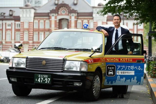 Câu chuyện về Hoàng tử Taxi và cuộc chiến không khoan nhượng với Uber tại Nhật Bản - Ảnh 1.