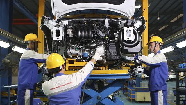 Các hãng xe nỗ lực đầu tư sản xuất trong nước sẽ có cơ hội xuất khẩu ôtô ra thị trường Đông Nam Á với thuế suất 0%.