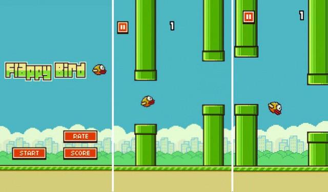 Chính lỗi chơi đơn giản của Flappy Bird lại là vũ khi gây nghiện tới hàng loạt người chơi trên toàn thế giới