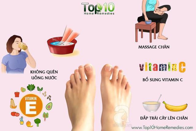7 mẹo hàng đầu giúp bạn không bị nhiễm trùng và nứt gót chân trong mùa đông này - Ảnh 2.