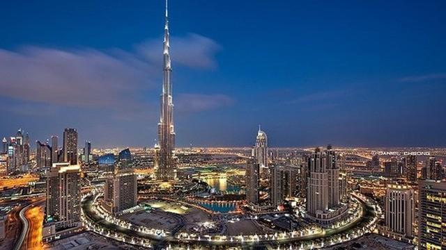 """Choáng ngợp trước độ xa xỉ của """"thành phố vàng"""" Dubai - Ảnh 1."""