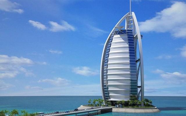 """Choáng ngợp trước độ xa xỉ của """"thành phố vàng"""" Dubai - Ảnh 2."""