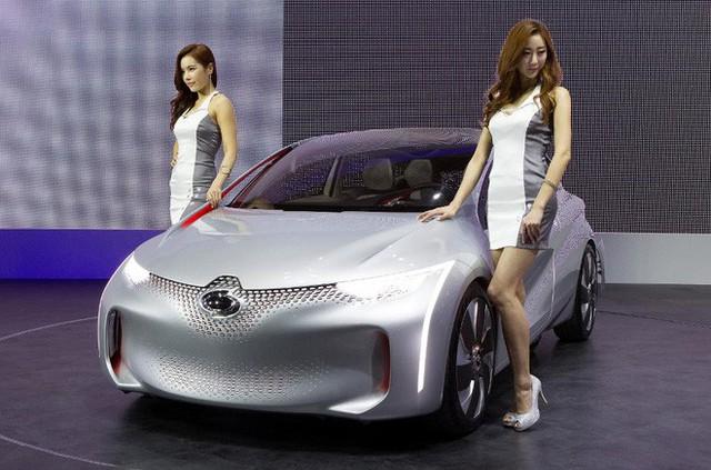 Samsung có kế hoạch xâm nhập phân khúc xe hơi tự lái nhằm bứt phá lợi nhuận trong tương lai - Ảnh 2.