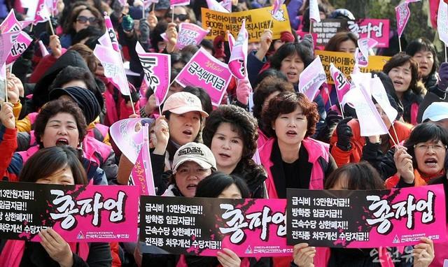 Vì sao nhiều người Hàn Quốc muốn ra nước ngoài chạy trốn cuộc sống địa ngục ? - Ảnh 1.