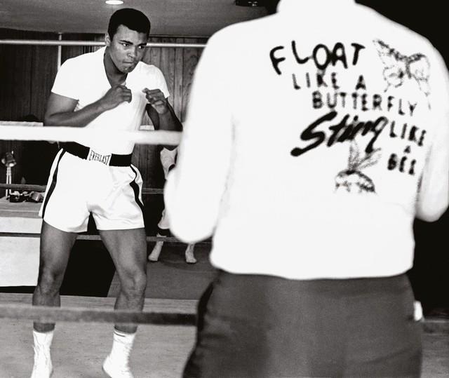 Muhamad Ali ở Lewiston, Maine, ngày 25/5/1965.