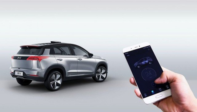 Xiaopeng Motors, startup xe điện được Alibaba hậu thuẫn đã sẵn sàng để cạnh tranh với Tesla - Ảnh 1.