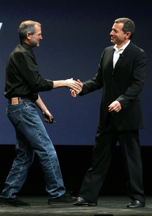 Tuy nhiên khi đang ở trên đỉnh cao của sự thành công, Steve nhận được tin dữ về sức khỏe của mình. Căn bệnh ung thư tuyến tụy khiến cơ thể ông ngày một xuống sức. Ảnh: Getty Images.