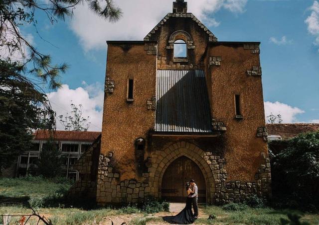 5 công trình bị bỏ hoang tại Việt Nam, muốn có những bức ảnh kì bí hết cả hồn thì nhất định phải đến! - Ảnh 11.