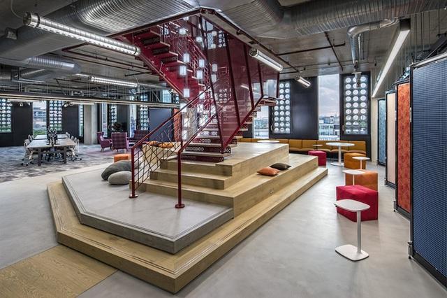 Văn phòng mới siêu đẹp của Adobe sẽ khiến KH muốn được làm việc ở đấy dù chỉ 1 lần - Ảnh 11.