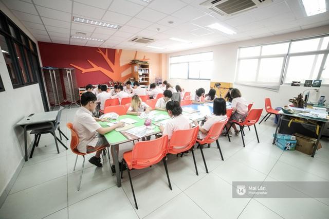 Có gì đặc biệt ở trường Quốc tế Singapore, ngôi trường sang xịn với học phí vài trăm triệu/năm? - Ảnh 11.