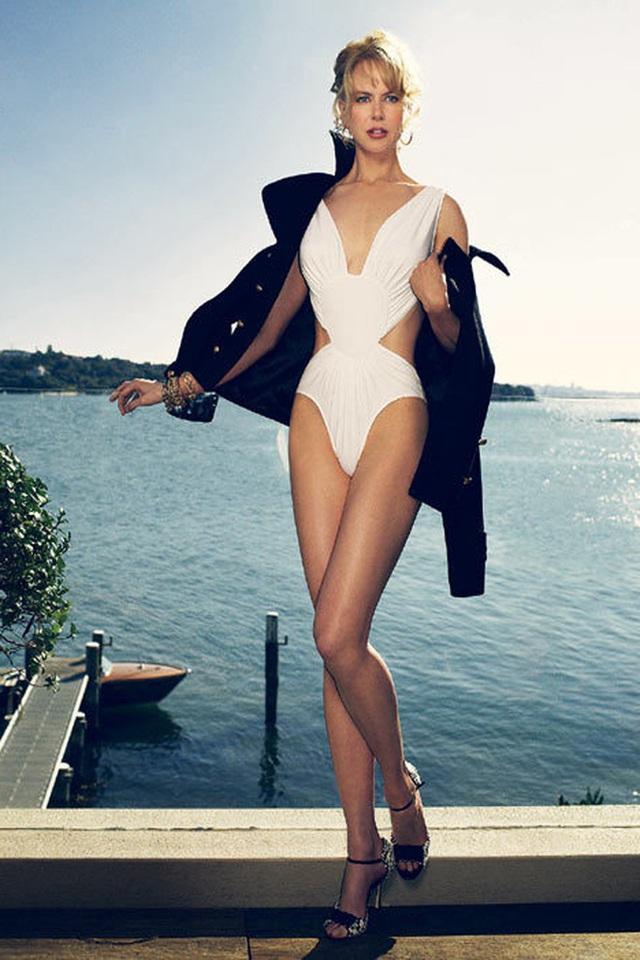 Ở độ tuổi U50, Nicole Kidman vẫn tươi trẻ đến gái đôi mươi cũng phải ghen tị và đây chính là bí quyết - Ảnh 11.