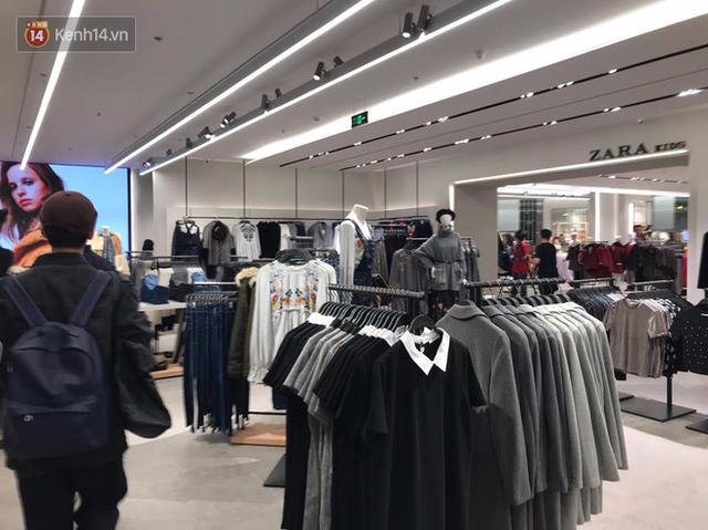 HOT: Tận mắt ngắm trọn 3 tầng của store Zara Hà Nội, to và sáng nhất phố Bà Triệu - Ảnh 11.