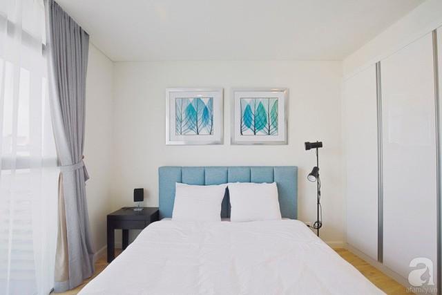 Phòng ngủ đẹp thân thiện và gần gũi với những mảng màu giản dị.