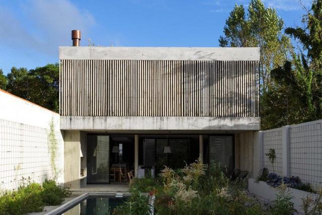 Thiết kế ấn tượng các khu vườn trên mái tạo nên kiến trúc của ngôi nhà rất độc đáo - Ảnh 12.