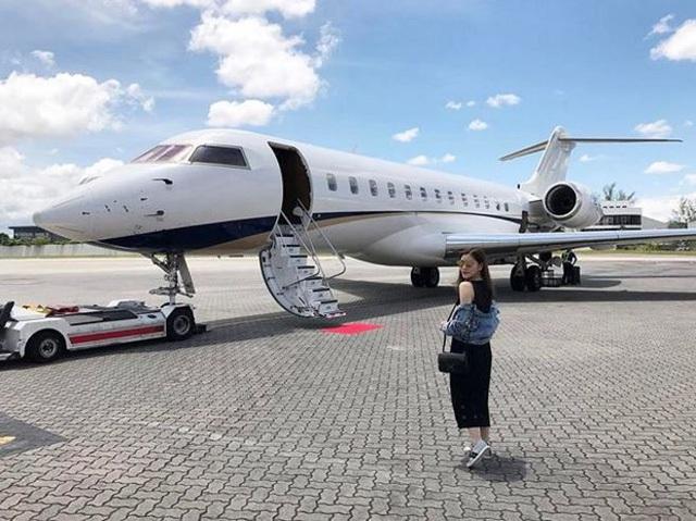 Cuộc sống xa hoa vạn người ao ước của nữ CEO 28 tuổi, thiên kim tiểu thư nhà tỷ phú Malaysia - Ảnh 12.