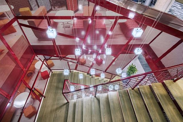 Văn phòng mới siêu đẹp của Adobe sẽ khiến KH muốn được làm việc ở đấy dù chỉ 1 lần - Ảnh 12.