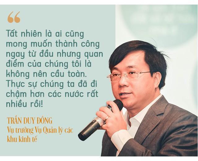 Vụ trưởng Vụ Quản lý các khu kinh tế: Đừng nghĩ đặc khu kinh tế sẽ lớn bổng như Thánh Gióng, cứ phải đi, phải làm thì mới biết được! - Ảnh 12.