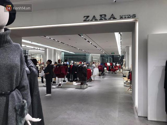 HOT: Tận mắt ngắm trọn 3 tầng của store Zara Hà Nội, to và sáng nhất phố Bà Triệu - Ảnh 12.