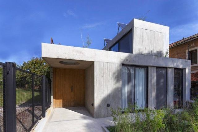 Thiết kế ấn tượng các khu vườn trên mái tạo nên kiến trúc của ngôi nhà rất độc đáo - Ảnh 13.