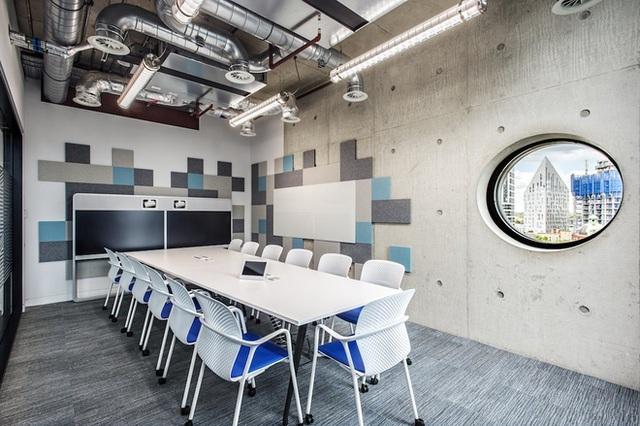 Văn phòng mới siêu đẹp của Adobe sẽ khiến KH muốn được làm việc ở đấy dù chỉ 1 lần - Ảnh 13.