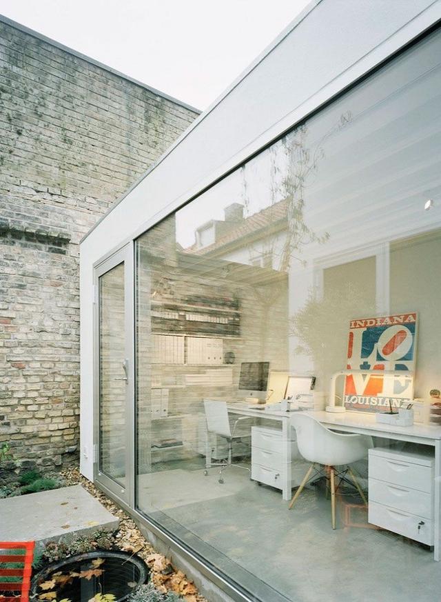 Ngôi nhà đẹp như tranh với lối thiết kế đơn giản tinh tế dưới đây sẽ khiến bạn yêu ngay từ ánh nhìn đầu tiên - Ảnh 13.