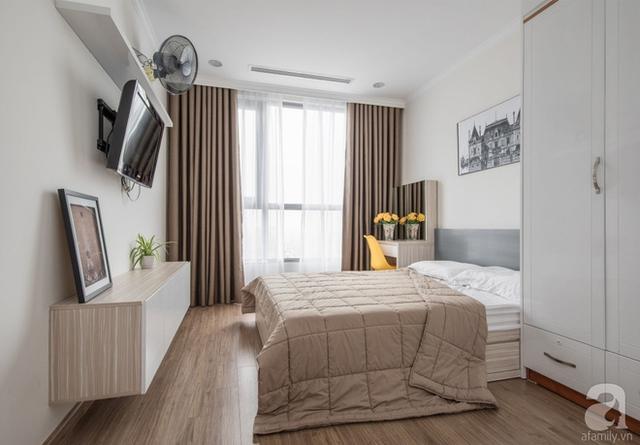 Không gian mơ ước trong căn hộ 143m² có chi phí 310 triệu đồng của gia đình 7 người ở Hà Nội - Ảnh 13.