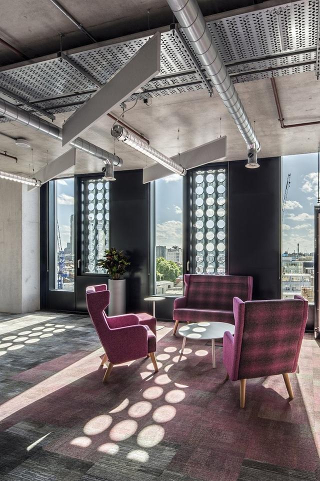 Văn phòng mới siêu đẹp của Adobe sẽ khiến KH muốn được làm việc ở đấy dù chỉ 1 lần - Ảnh 14.