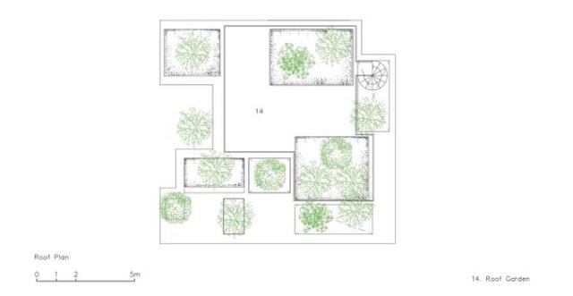 Báo Mỹ ngỡ ngàng với ngôi nhà tràn ngập cây xanh tuyệt đẹp giữa lòng Sài Gòn - ảnh 15