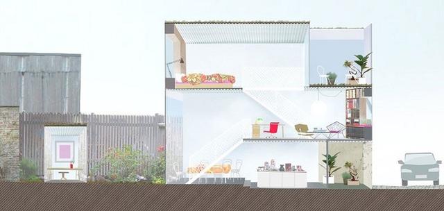 Ngôi nhà đẹp như tranh với lối thiết kế đơn giản tinh tế dưới đây sẽ khiến bạn yêu ngay từ ánh nhìn đầu tiên - Ảnh 14.