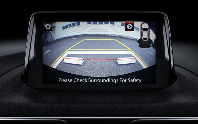 Những bản trang bị cao cấp sẽ có thêm đèn pha LED thích ứng, hệ thống phát hiện điểm mù, cảnh báo giao thông phía sau, hỗ trợ phanh trong thành phố, cảnh báo chuyển làn đường, hỗ trợ duy trì làn đường, cảnh báo tình trạng người lái và kiểm soát hành trình dựa trên radar.