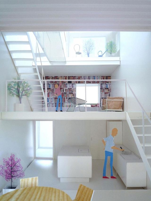 Ngôi nhà đẹp như tranh với lối thiết kế đơn giản tinh tế dưới đây sẽ khiến bạn yêu ngay từ ánh nhìn đầu tiên - Ảnh 15.
