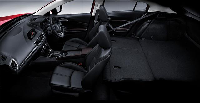 Dự đoán, sau Thái Lan, Mazda3 2017 sẽ tiếp tục ra mắt các thị trường Đông Nam Á khác, trong đó có cả Việt Nam.
