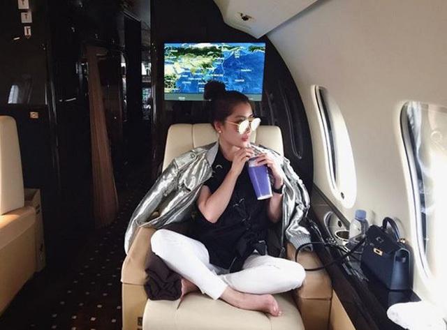 Cuộc sống xa hoa vạn người ao ước của nữ CEO 28 tuổi, thiên kim tiểu thư nhà tỷ phú Malaysia - Ảnh 16.