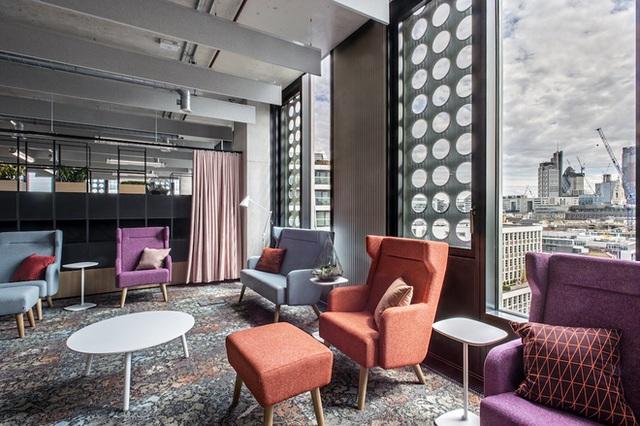 Văn phòng mới siêu đẹp của Adobe sẽ khiến KH muốn được làm việc ở đấy dù chỉ 1 lần - Ảnh 16.