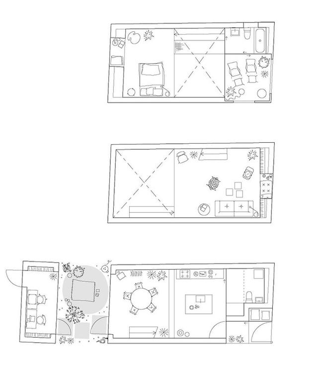Ngôi nhà đẹp như tranh với lối thiết kế đơn giản tinh tế dưới đây sẽ khiến bạn yêu ngay từ ánh nhìn đầu tiên - Ảnh 16.