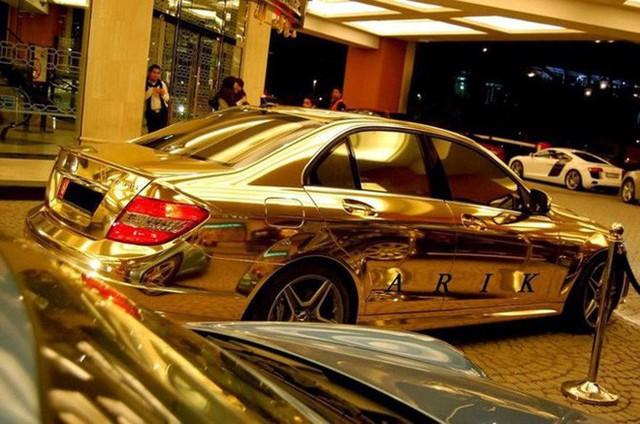 """Choáng ngợp trước độ xa xỉ của """"thành phố vàng"""" Dubai - Ảnh 16."""