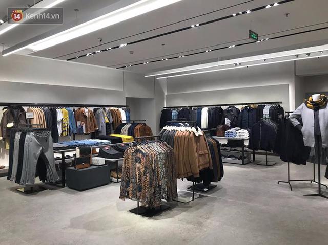 HOT: Tận mắt ngắm trọn 3 tầng của store Zara Hà Nội, to và sáng nhất phố Bà Triệu - Ảnh 19.