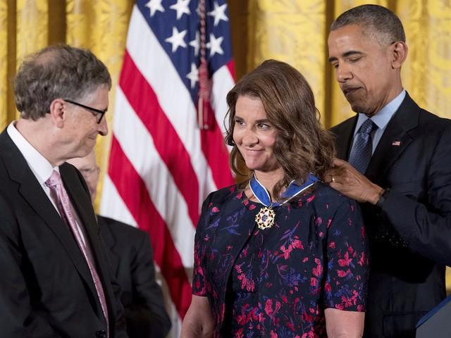"""Gates mô tả di sản mà cô hy vọng sẽ để lại: """"Vào ngày tôi chết, tôi muốn mọi người nghĩ rằng tôi là một bà mẹ tuyệt vời, một thành viên trong gia đình tuyệt vời, và một người bạn tuyệt vời. Tôi quan tâm đến những điều đó hơn bất cứ điều gì khác""""."""